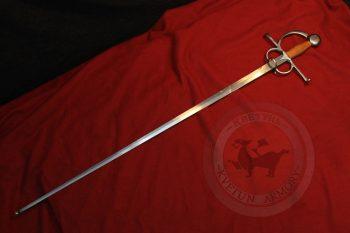Sidesword, rapier, sword, hema, marozzo
